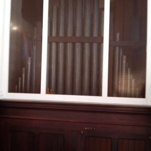 First Congregational Church, Cheshire 1949 Aeolian-Skinner organ