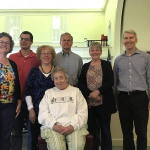 Anthem Reading Session 9/14/19 at First Congregational Church, Bristol