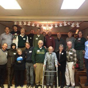 January 3, 2020 Epiphany Social at Naugatuck United Methodist Church