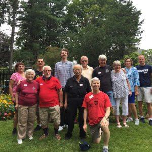 WAGO picnic 8-29-21 Hopko garden
